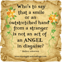 Angel quote
