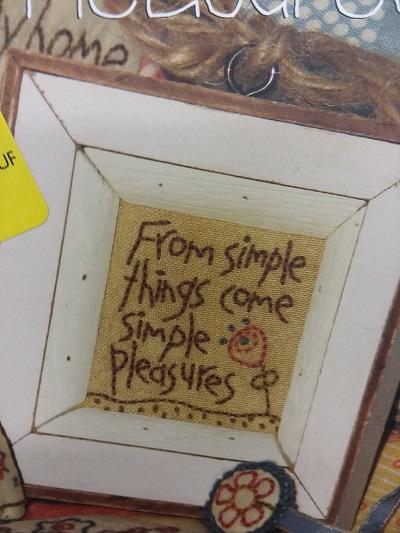 Simple things resized
