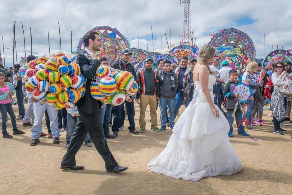 Cultura, paisajes coloniales y maravillas naturales, son parte del atractivo que el país ofrece para las bodas de destino. (Foto: Luis Pedro Gramajo)