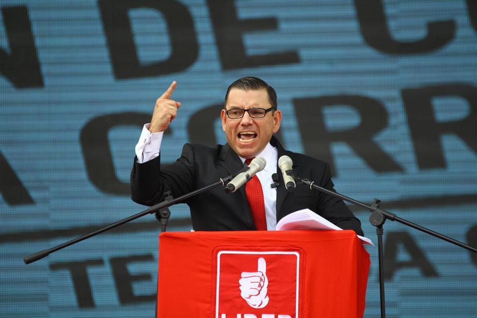 Baldizón podrá apelar la decisión el próximo 2 de agosto. (Foto: archivo/Soy502)