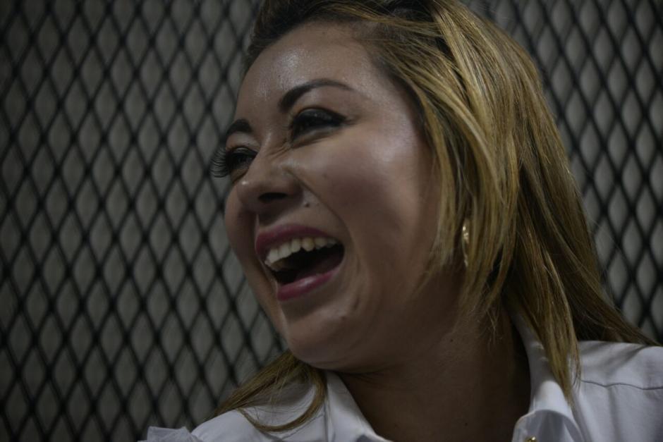 Este día durante la audiencia de etapa intermedia se solicitó que la exdiputada Emilenne Mazariegos enfrentara juicio. (Foto: archivo/Soy502)