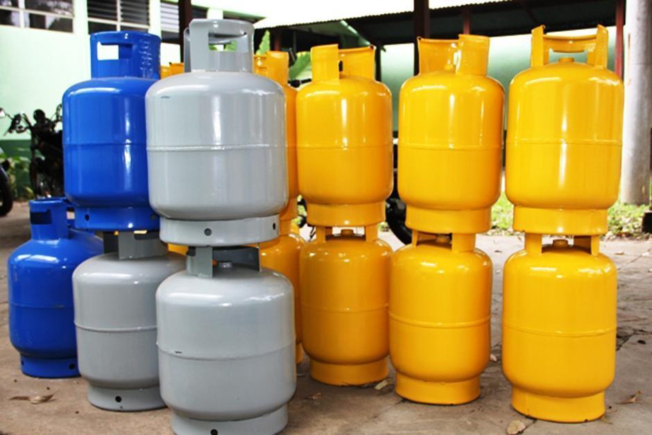 Gas licuado de 25 libras sube $0.61 centavos