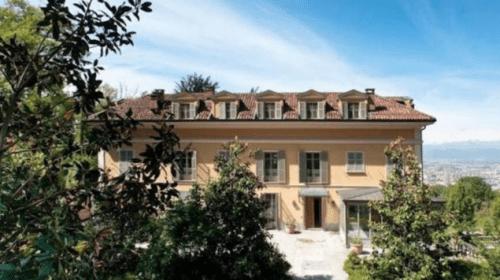 La mansión que podría tener Cristiano Ronaldo en Turín
