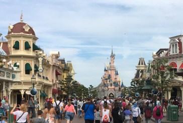 Viajar a Disneyland Paris con caravana
