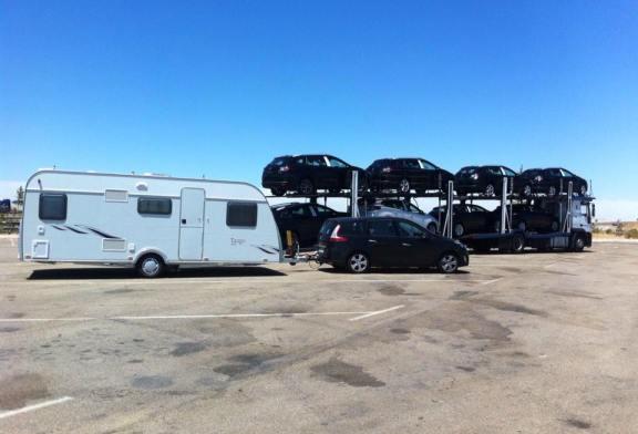 La COVID-19 provoca un descalabro en las matriculaciones de caravanas, autocaravanas y campers durante abril