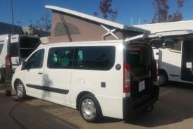 Febrero registra datos agridulces en las matriculaciones de caravanas, autocaravanas y campers