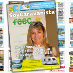 ¡Ya está disponible la revista SoyCaravanista en papel!