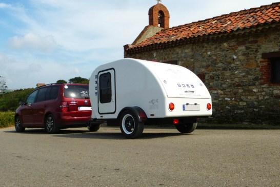 Minicaravanas para dos: Vivir el caravaning en pareja