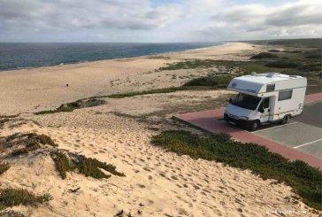 Portugal prohíbe las pernoctaciones y estacionamiento de autocaravanas