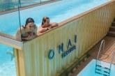 Ohai Nazaré inicia la temporada de verano 2021 con la piscina más grande y alta de Europa