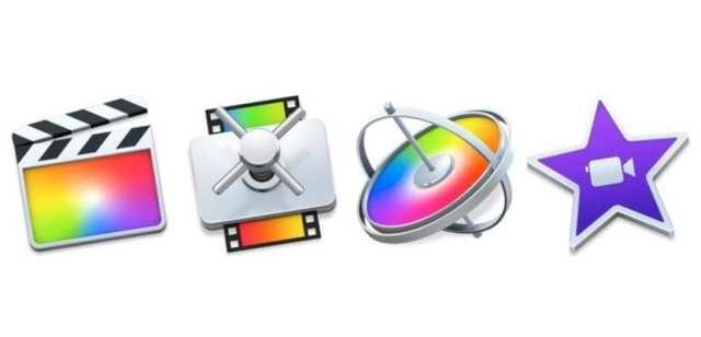 Aplicaciones de edición de Video para Apple