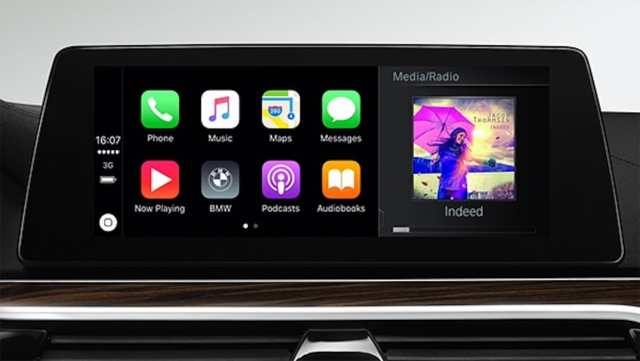CarPlay BMW