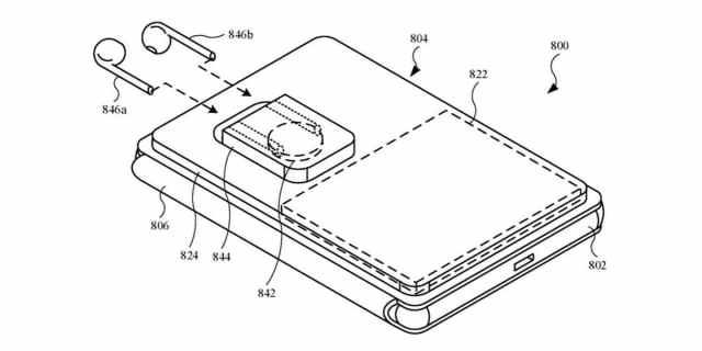 Patente de MagSafe para los AirPods