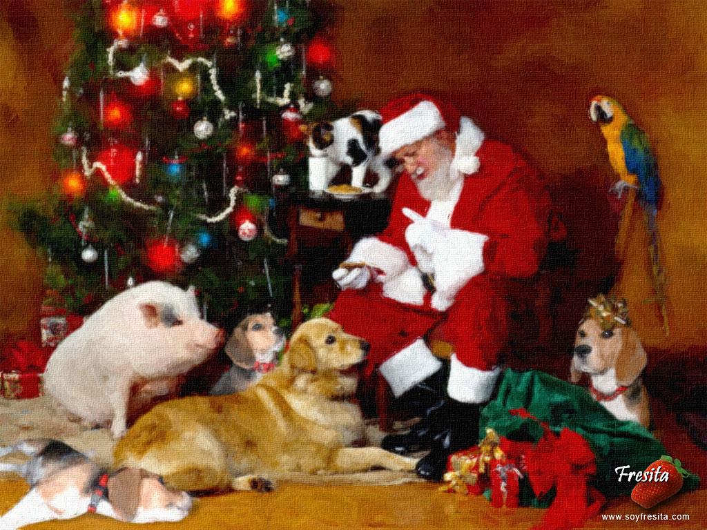 Wallpaper Christmas 800x600 Wallpaper Christmas 1024x768