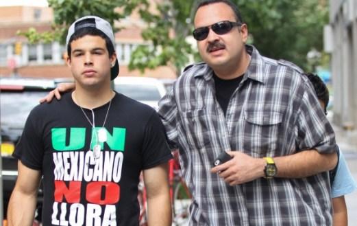 3 años bajo fianza para Emiliano Aguilar.