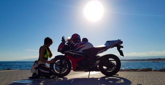Honda CBR y anna 43