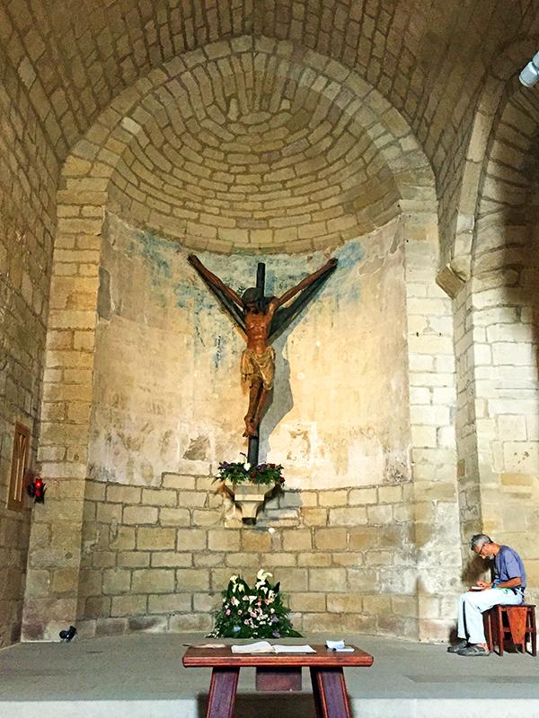 십자가 위의 예수