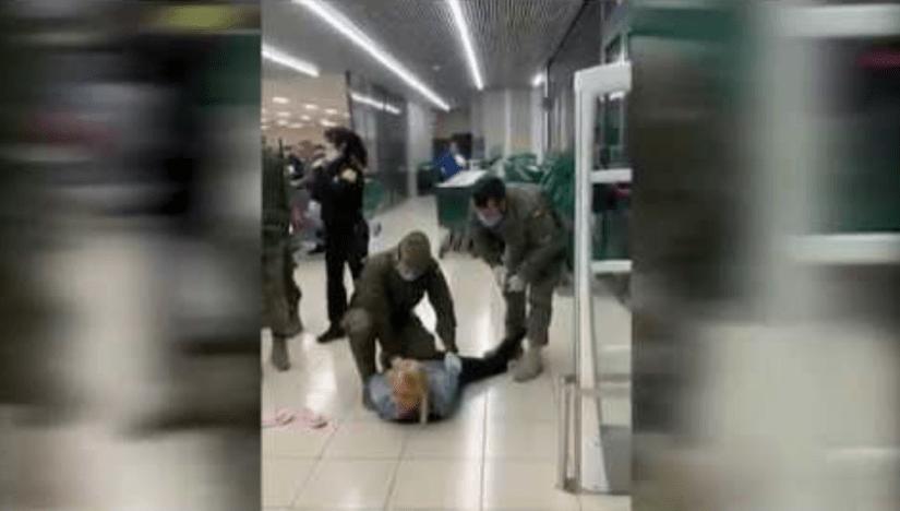 Detención Vigilante de Seguridad Mercadona Alicante