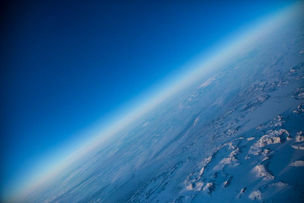 Islandia desde el cielo fotografía aerea
