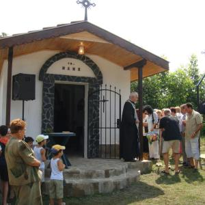Нов параклис осветиха в созополското село Росен 6