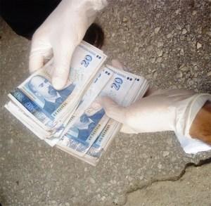 Каса с пари открадната от дискотека в Созопол 1