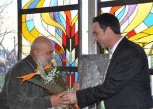 Иван Бахчеванов бе избран за художник на годината в Бургас 8