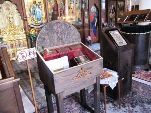 """Четири реликви пази църквата """"Свети Георги"""" в Созопол 1"""