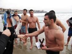 Двама младежи спасиха Светия кръст в Созопол