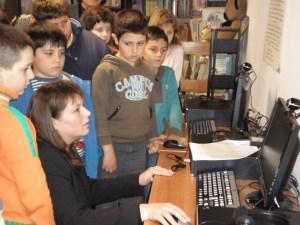 Читалището в Созопол влезе в глобалната библиотека 1