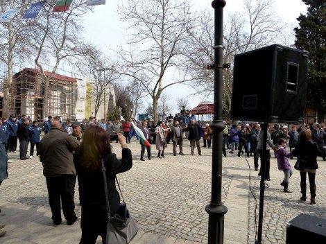 Общоградско тържество по случай Първа пролет в Созопол