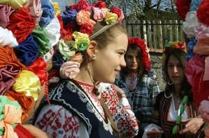 200 лазарки на празника във всяко населено място от община Созопол 1