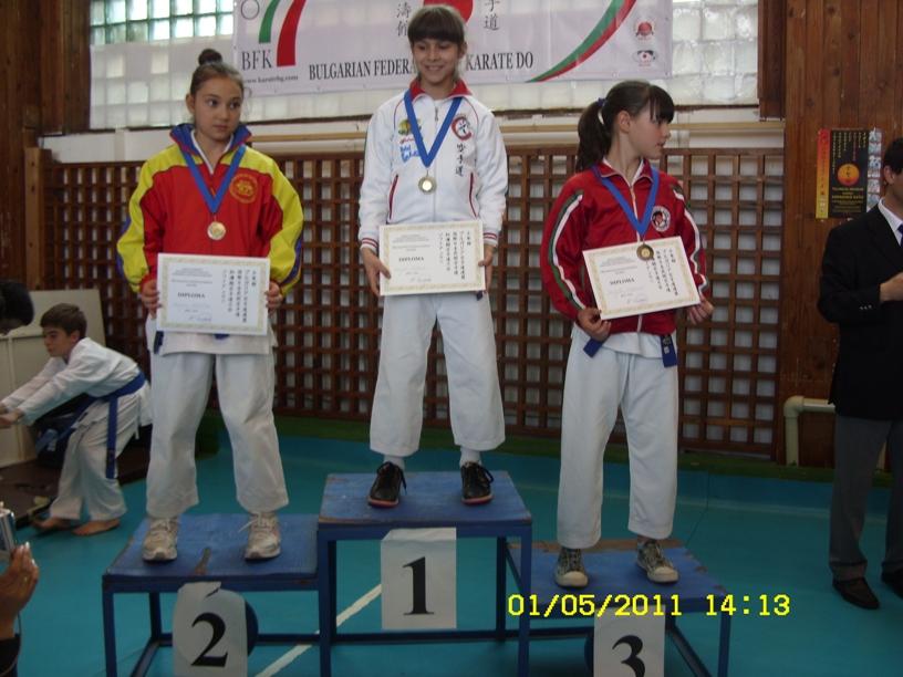 "Бойците на карате клуб ""Шогун"" Созопол спечелиха 24 медала"