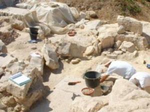 Излагат откритията на нос Скамни в Созопол в изложба на Националния археологически музей 4