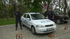 Община Созопол подари автомобил на полицията в града 2