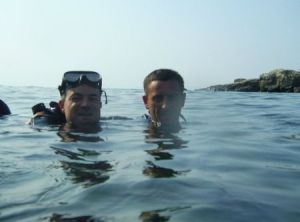 Паскал Бернабе ще обучава водолази край Созопол на 100 метра под вода 3