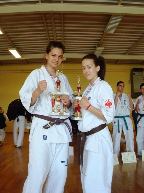 Александра Маринова завоюва златото на Франция
