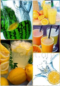 С какви напитки да се разхлаждаме в жегите 4