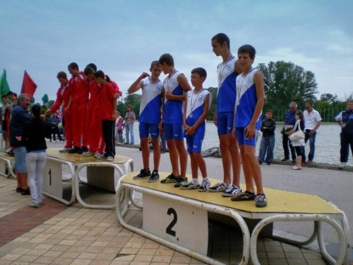 Гребен клуб Созопол медалисти