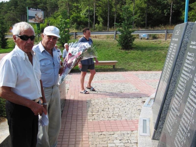 Созопол почете руските подводничари 1