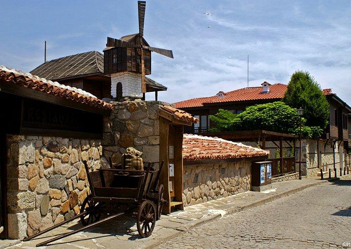 Исторически забележителности - Старинен Созопол - Historical Landmark - Ancient Sozopol