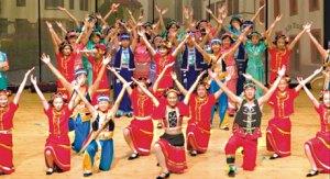 Децата на Хонг Конг пеят в Созопол 12