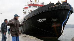"""Моряшкият профсъюз започна подписка за възстановяване на спасителния кораб """"Перун"""" 2"""