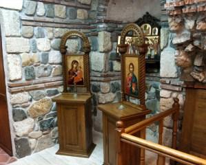 """Възстановеният параклис """"Св.Куриокус и Жулиета"""""""