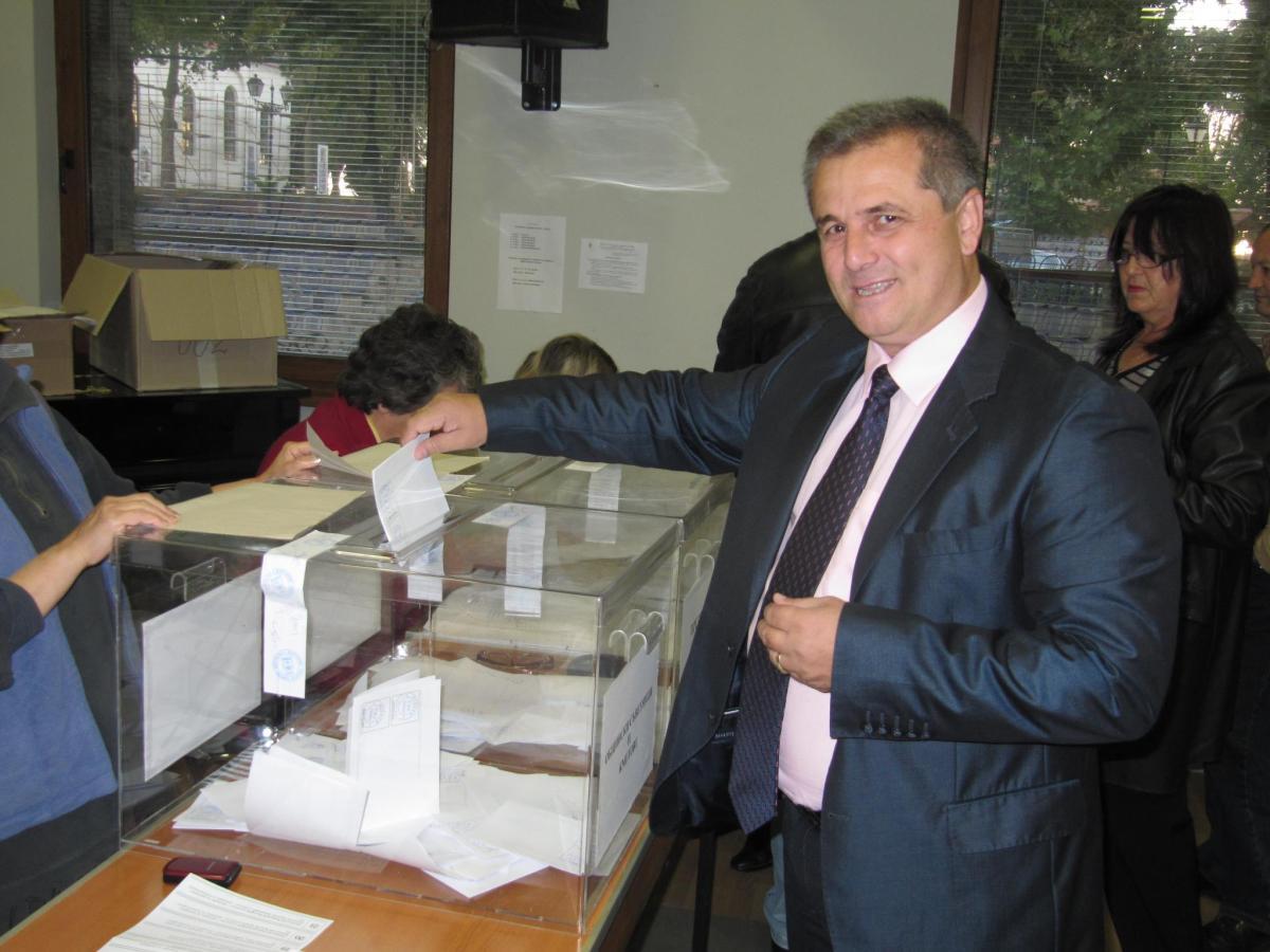 Обръщение на кмета на община Созопол Панайот Рейзи 1