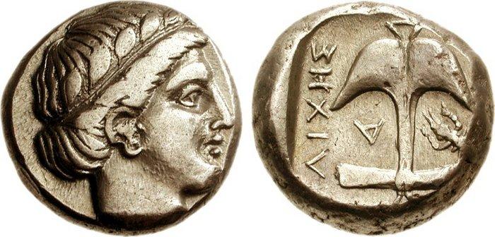 Автентични, редки и скъпи монети от Apollonia Pontica (Созопол)