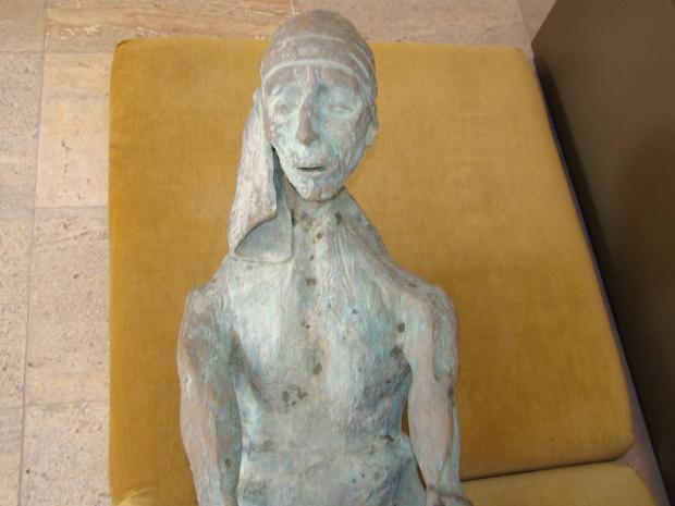 Откритата край Созопол статуя е дело на модернист