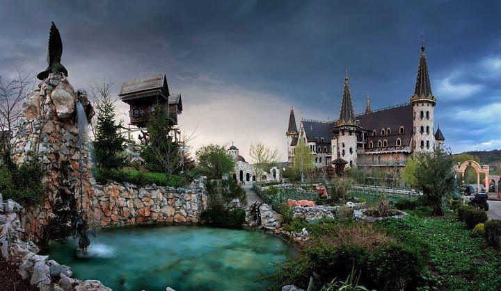 Замъка в Равадиново спечели приз за атракционен туристически обект на 2012г.