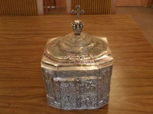 Даряват мощите на Свети Николай Чудотворец на Созопол 3