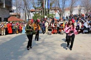 Кукеровден в Созопол; снимка: www.sozopol-life.ru
