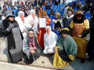 Грамота от Община Созопол и парична награда за участие. снимка: Мариета Танева